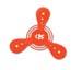 Mini Frisbee kleur 1 Mini Frisbee